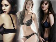 Sắc vóc 4 kiều nữ màn ảnh nhỏ gợi cảm hơn người mẫu