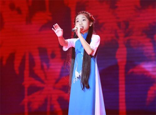 """Tiểu Thu Minh"" gây sốt The Voice Kids - 5"