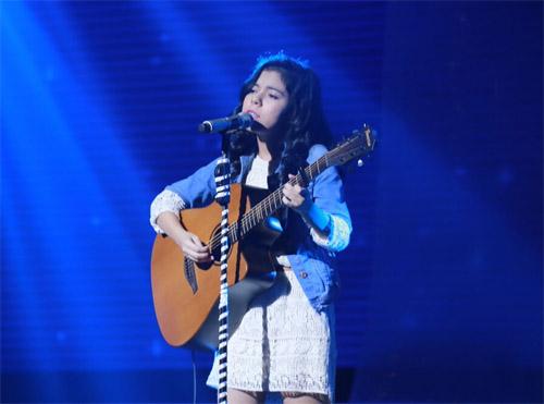 """Tiểu Thu Minh"" gây sốt The Voice Kids - 6"