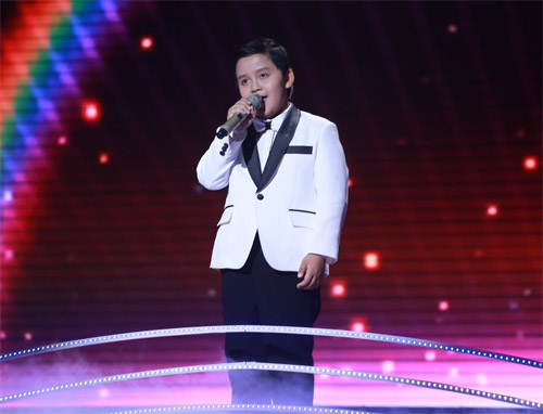 """Tiểu Thu Minh"" gây sốt The Voice Kids - 10"