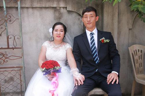 Chuyện tình đẹp của cặp đôi gái Việt trai Hàn câm điếc bẩm sinh - 1