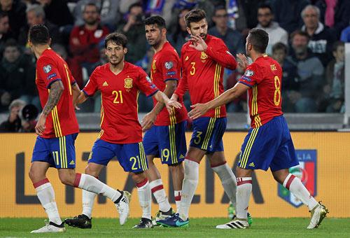 """Albania - Tây Ban Nha: """"Bò tót"""" hãy cẩn trọng - 1"""