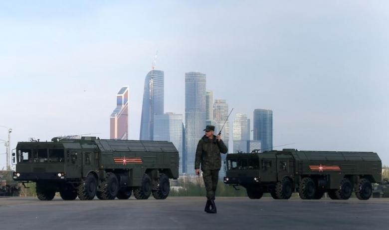 Nga điều tên lửa hạt nhân tới biên giới NATO - 1