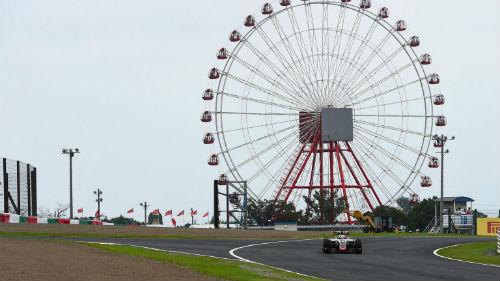 Phân hạng Japanese GP – Pole thứ 30 cho Rosberg - 2