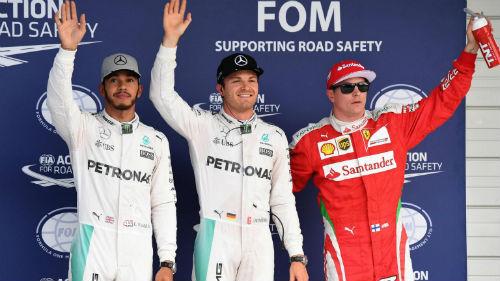 Phân hạng Japanese GP – Pole thứ 30 cho Rosberg - 1