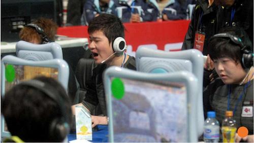 Trung Quốc cấm trẻ em chơi game online sau nửa đêm - 1