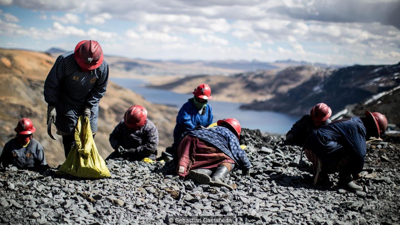 """Mỏ vàng """"đẻ"""" 100 tấn mỗi năm trên nóc nhà thế giới - 7"""