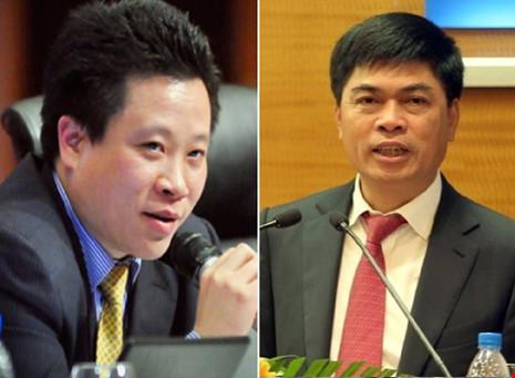 """Cú """"bắt tay"""" trăm tỉ của Hà Văn Thắm và Nguyễn Xuân Sơn - 1"""