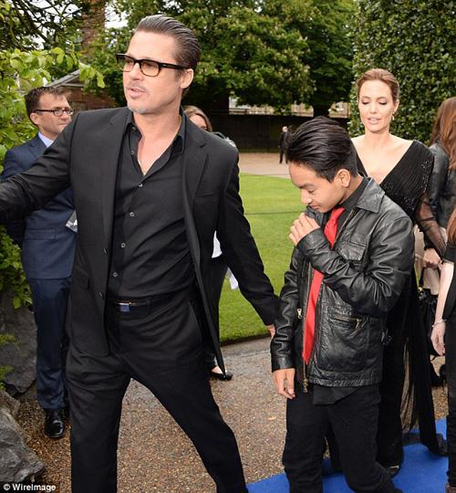 Kết quả điều tra vụ Brad Pitt bạo hành con trai nuôi - 1