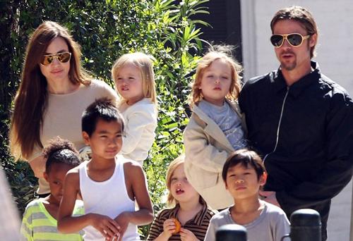 Kết quả điều tra vụ Brad Pitt bạo hành con trai nuôi - 2