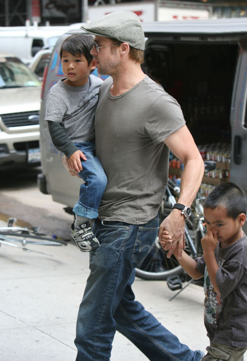 Kết quả điều tra vụ Brad Pitt bạo hành con trai nuôi - 4