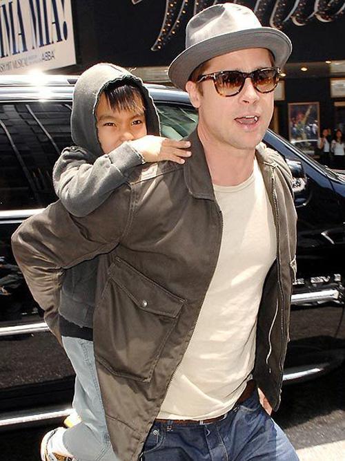 Kết quả điều tra vụ Brad Pitt bạo hành con trai nuôi - 5
