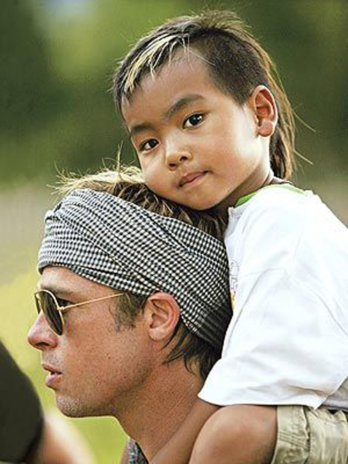 Kết quả điều tra vụ Brad Pitt bạo hành con trai nuôi - 8