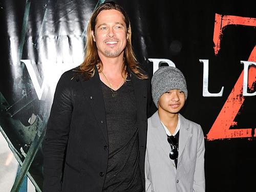 Kết quả điều tra vụ Brad Pitt bạo hành con trai nuôi - 9