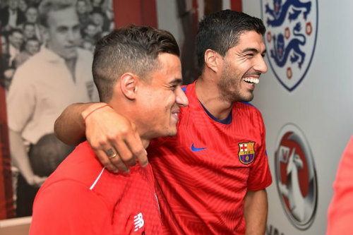"Barca dùng Neymar, Suarez ""dụ"" Coutinho: Liverpool lo lắng - 1"
