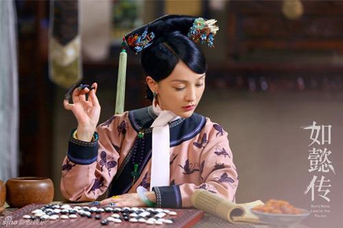 Lộ diện dàn phi tử xinh như tiên nữ trong phim vua Càn Long - 2