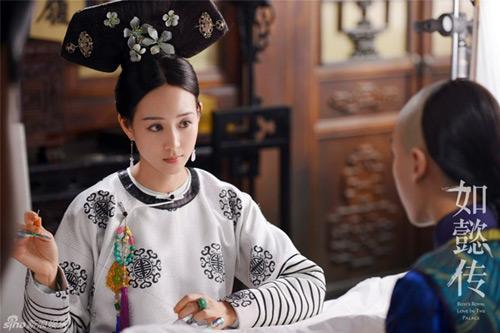 Lộ diện dàn phi tử xinh như tiên nữ trong phim vua Càn Long - 4