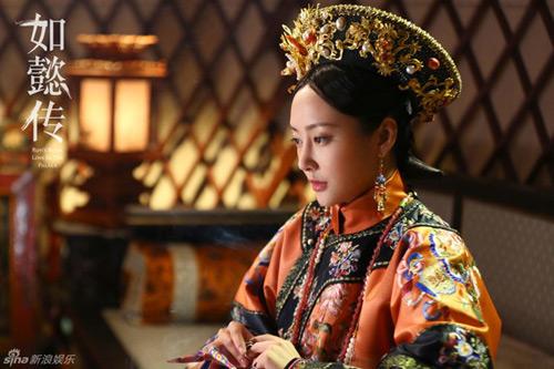 Lộ diện dàn phi tử xinh như tiên nữ trong phim vua Càn Long - 6