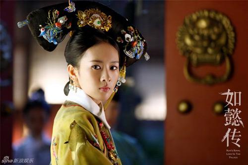 Lộ diện dàn phi tử xinh như tiên nữ trong phim vua Càn Long - 8