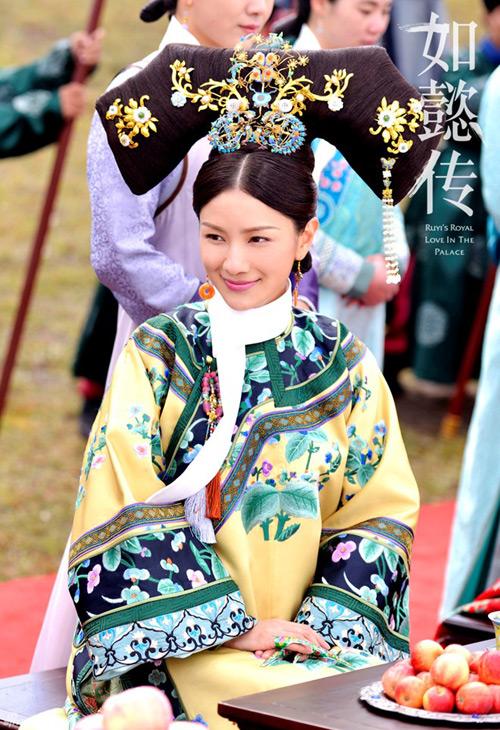 Lộ diện dàn phi tử xinh như tiên nữ trong phim vua Càn Long - 11