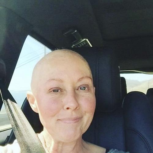 Fan xót xa sao nữ bị hủy hoại nhan sắc vì mắc ung thư - 1