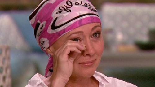 Fan xót xa sao nữ bị hủy hoại nhan sắc vì mắc ung thư - 4