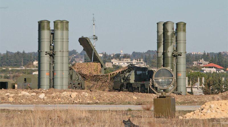 S-400 Nga có đủ sức bắn rụng F-22 Mỹ ở Syria? - 2