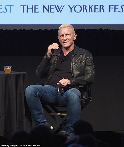 Daniel Craig nhận 3.300 tỷ để thủ vai James Bond lần 6 - 1