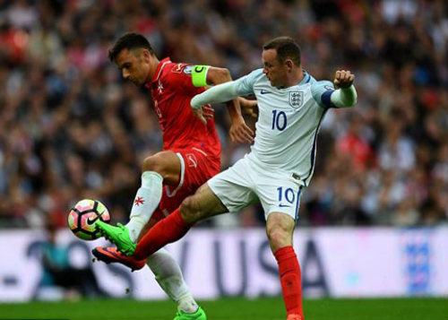 Nóng: Rooney mất suất đá chính ở tuyển Anh - 2