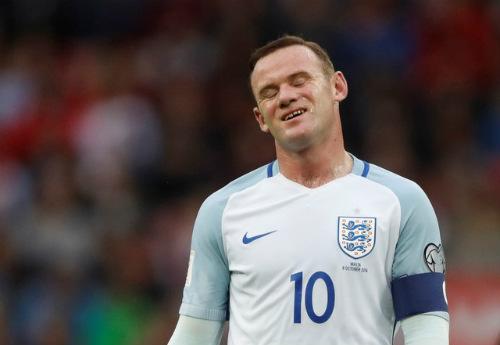 Nóng: Rooney mất suất đá chính ở tuyển Anh - 1