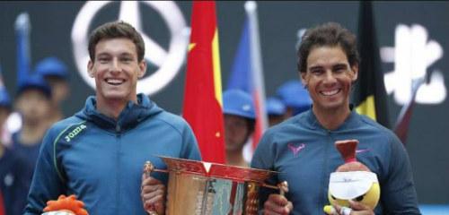 Tin thể thao HOT 9/10: Nadal vô địch đôi nam China Open - 1