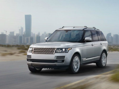 Top 10 mẫu SUV 2017 sang chảnh nhất - 4