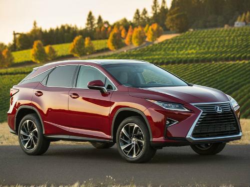 Top 10 mẫu SUV 2017 sang chảnh nhất - 5
