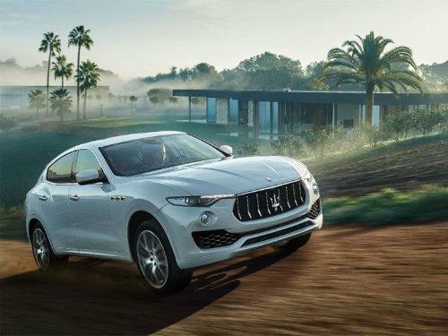Top 10 mẫu SUV 2017 sang chảnh nhất - 7