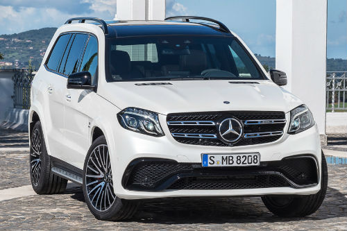 Top 10 mẫu SUV 2017 sang chảnh nhất - 8