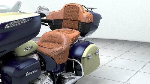 """2017 Indian Roadmaster đủ sức """"hạ gục"""" Harley-Davidson - 2"""