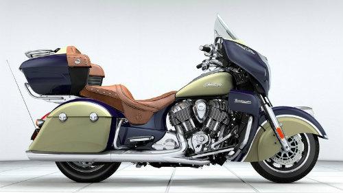 """2017 Indian Roadmaster đủ sức """"hạ gục"""" Harley-Davidson - 1"""