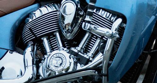 """2017 Indian Roadmaster đủ sức """"hạ gục"""" Harley-Davidson - 6"""