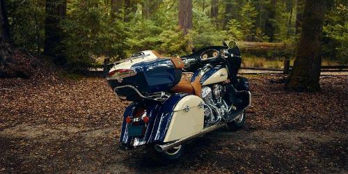 """2017 Indian Roadmaster đủ sức """"hạ gục"""" Harley-Davidson - 7"""