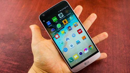LG G6 camera kép, màn hình 4K lộ diện - 1
