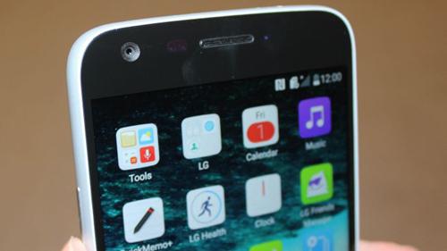 LG G6 camera kép, màn hình 4K lộ diện - 2