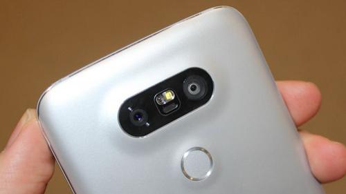 LG G6 camera kép, màn hình 4K lộ diện - 4