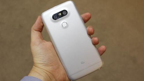 LG G6 camera kép, màn hình 4K lộ diện - 3
