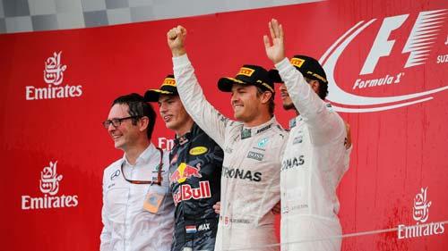 "F1, Japanese GP: ""Thời cai trị"" của Hamilton đến hồi kết - 1"