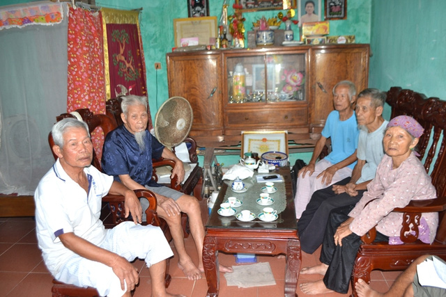 Cuộc sống thú vị của 5 anh em ruột đều gần trăm tuổi ở Hải Dương - 4
