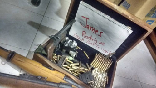 Real: James Rodriguez bị khủng bố dọa giết bằng súng - 2