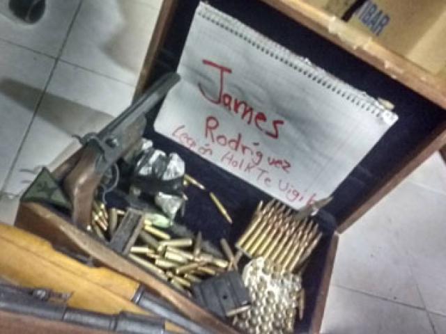 Real: James Rodriguez bị khủng bố dọa giết bằng súng