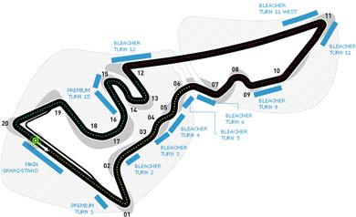 Lịch thi đấu F1: United States GP 2016 - 1