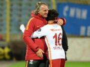 """Ngỡ ngàng """"Pogba 14 tuổi"""" đá ra mắt đội 1 Galatasaray"""