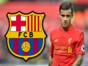 "Barca dùng Neymar, Suarez ""dụ"" Coutinho: Liverpool lo lắng"